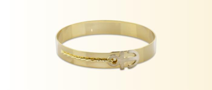 bracciali oro usati